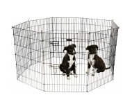 Kerbl Puppy and Small Animal Pen - ограждение за кученца 8 части / 57 / 78 см.
