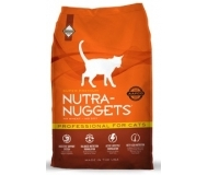 Nutra Nuggets Professional for Cats - за котки над 12 месеца с пилешко месо