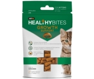 Healthybites Breath & Dental Treats For Cats & Kittens - лакомство за котки за здрави и бели зъби