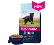 Eukanuba Adult Chicken Large Breed - за кучета от едри и гигантски породи над 26 кг. + 3 кг. ГРАТИС!