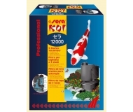 Sera Koi Professional Pond Filter 24 000 - езерен филтър Koi Professional 24000 + 2 помпи РР 12000