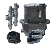 Sera Koi Professional Pond Filter 24 000 - езерен филтър Koi Professional 24000 + 2 UVC 55W