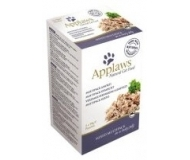 Applaws Chicken in Broth Multipack - паучове комбинирани с пилешко месо 12 броя по 70 грама