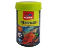 Norwin Fishsense - храна на люспи с флатумин и астаксантин 100 мл.