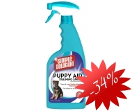 Simple Solution Puppy Aid Training Spray - спрей за обучение на малки кученца 500 мл.