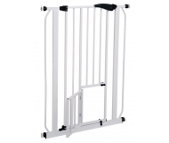 Ferplast Pet Gate - преграда с вратичка 73 - 83 см. / 105 см.