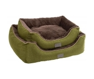 Kerbl Snugly Bed Samuel - легло Сами зелено  60 x 50 x 17 cм.