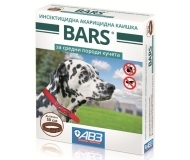 BARS for Medium Breed Dogs - инсектицидна акарицидна каишка за средни породи кучета