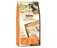 Bosch Natural Organic Bio Puppy - БИО храна за малки кученца с пилешко месо и моркови