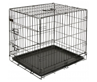 Kerbl Dog Cage - метална клетка 92 / 63 / 74 см.