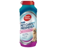 Simple Solution Carpet Freshener - пудра за килими