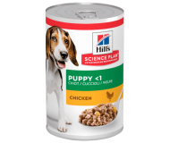 Hills Science Plan Puppy Healthy Development Chicken - Кученца от всички породи