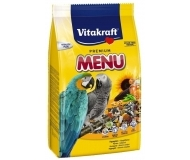 Vitakraft Menu Vital Honey - меню  с йод-витал-комплекс и мед