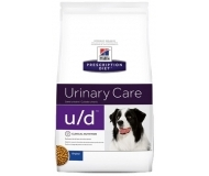 Prescription Diet™ u/d™ Canine - цистинови и пуринови уролити при кучетата
