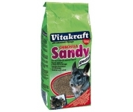 Vitakraft Sandy Chinchilla Sand - пясък за чинчили