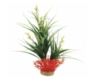 Ferplast Blu 9102 Plant Decorations - пластмасово растение 20 см.