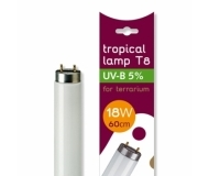 Ferplast Tropical lamp T8 30W - лампа UV-B 5% 90 см.